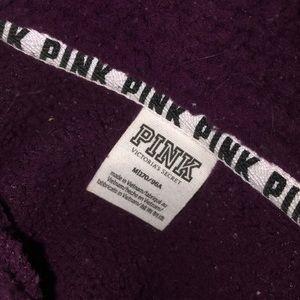 Pink Vs Sherpa Jacket